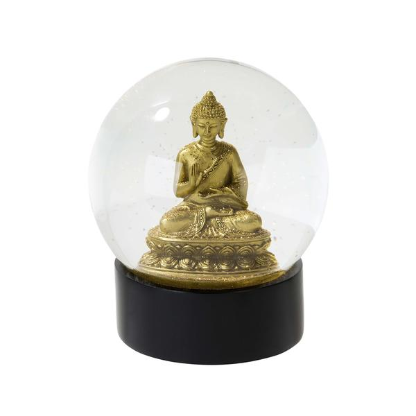 Talking Tables Emporium Buddha Snow Globe