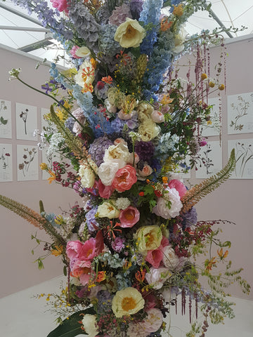 Chelsea Flower Show featured on Talking Tables blog