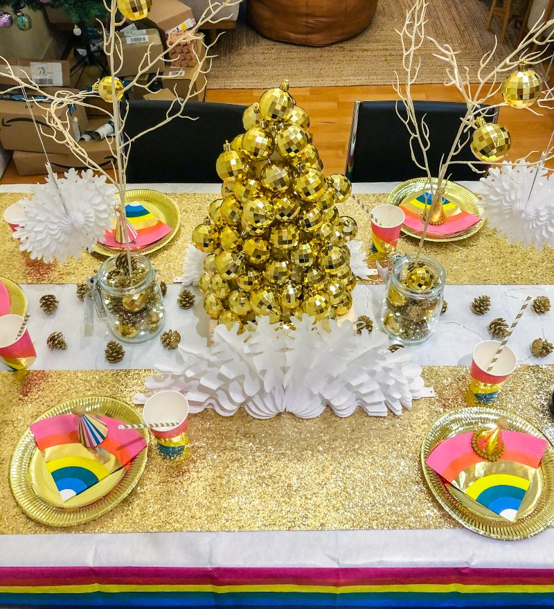 Andre's Tablescape