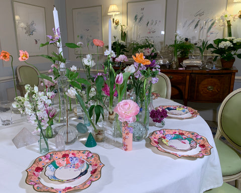 tea party truly scrumptious by talking tables