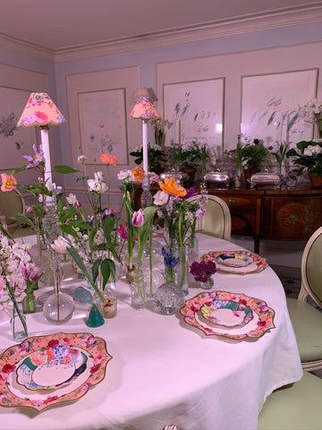 truly scrumptious tea party by cathy graham as featured on talking tables blog