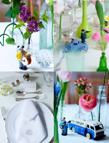 cathy graham table setting as featured on talking tables blog