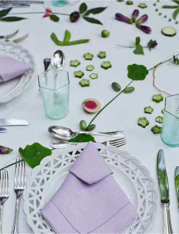cathy graham place setting as featured on talking tables blog