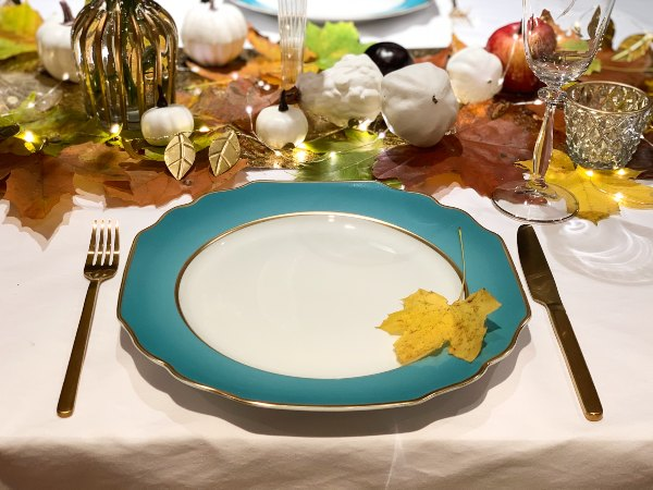 Thanksgiving Autumn Table Collection