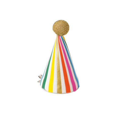 talking tables vip rainbow party hat