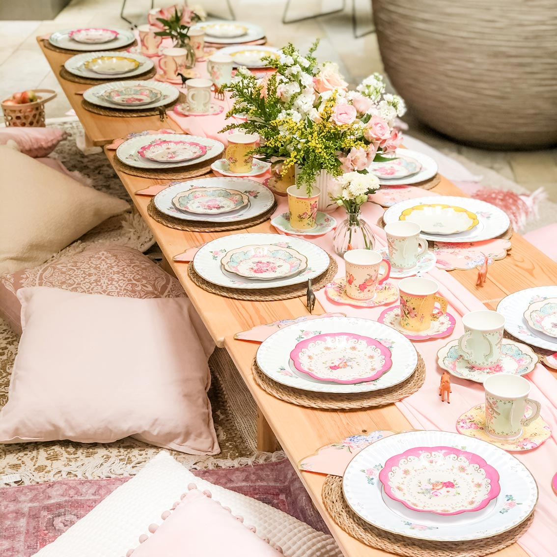 Beth's Tablescape