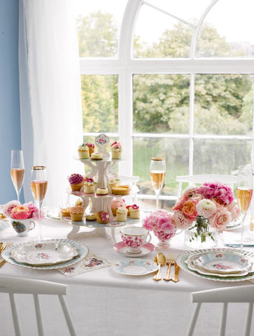 talking tables truly chintz afternoon tea party
