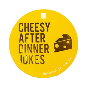 After Dinner Cheesy Jokes