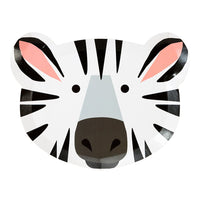Talking Tables party animals animal face plates