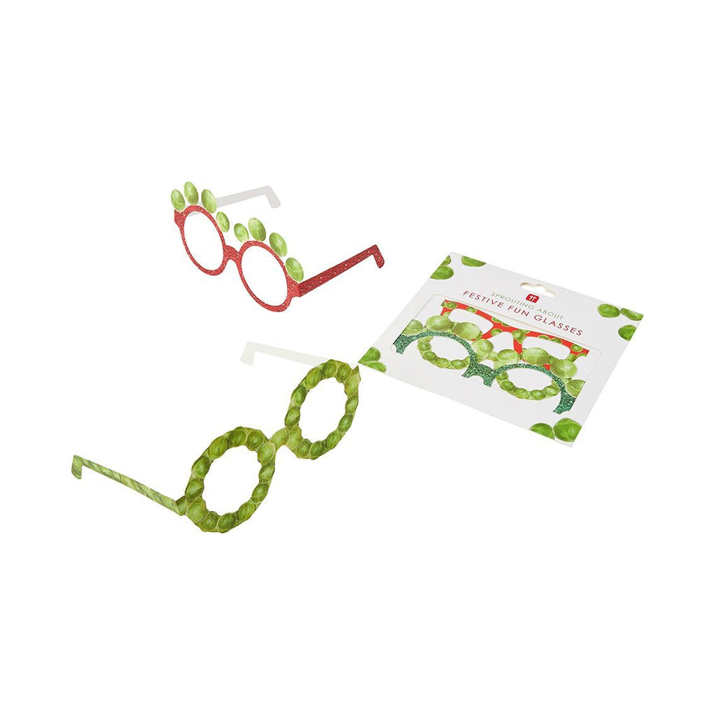 botanical sprout glasses - Talking Tables
