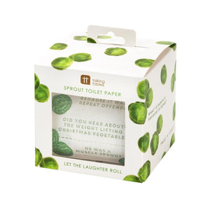 Botanical Sprout Toilet Roll - Talking Tables UK Public