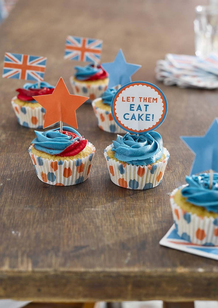 Best of British Cupcake Set - Talking Tables UK Public