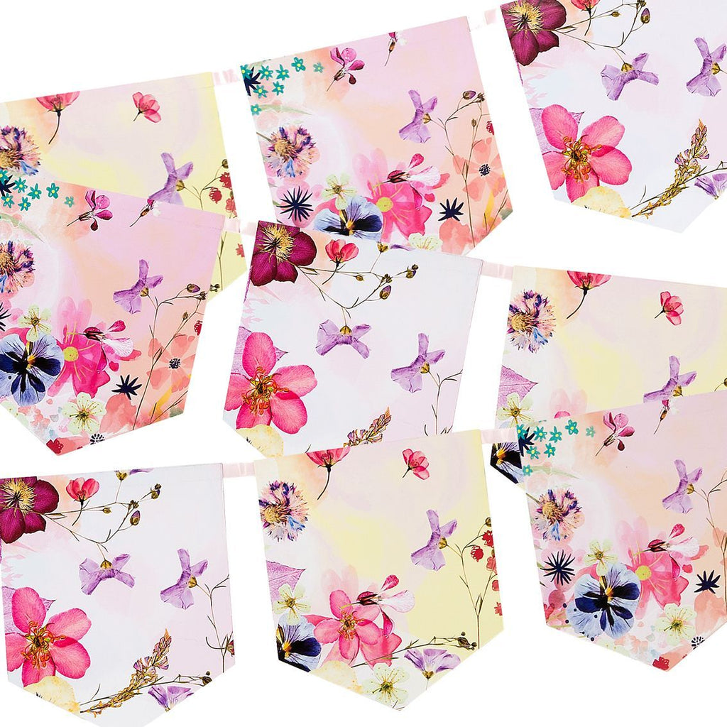 blossom girls floral garland - Talking Tables