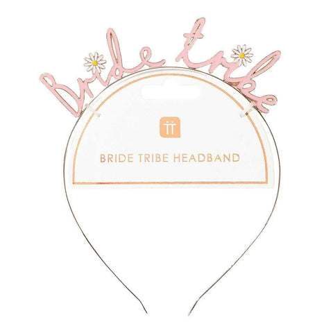 Blossom Bride Bride Tribe Headband - Talking Tables UK Public