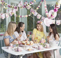 Talking Tables blossom girls bride to be balloons