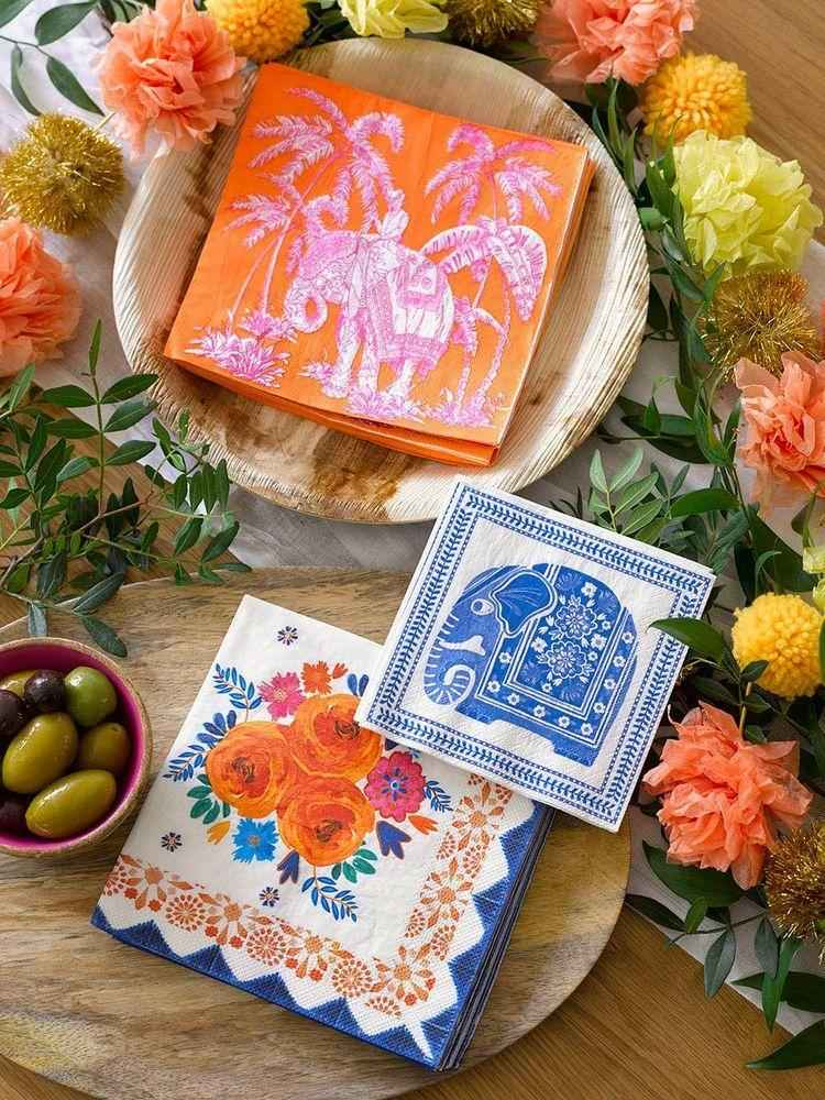 Boho Spice Cocktail Napkins