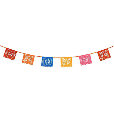 Boho Spice Bunting - Talking Tables UK Public