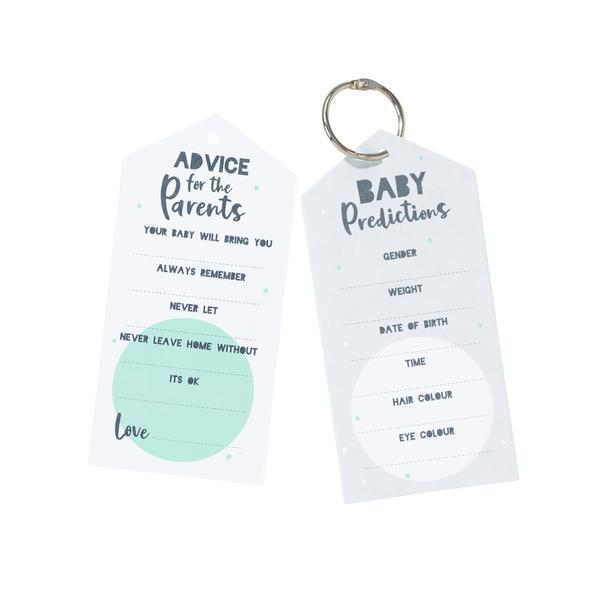 born to be loved advice cards - Talking Tables