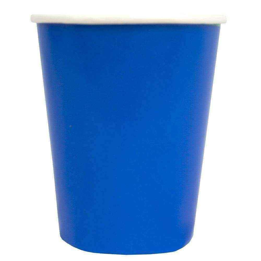 brights 9oz cup 4 colours 12pk - Talking Tables