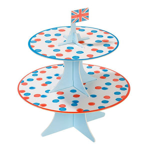 Best of British Cakestand
