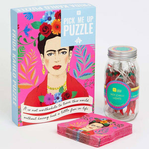 frida kahlo gift bundle - Talking Tables