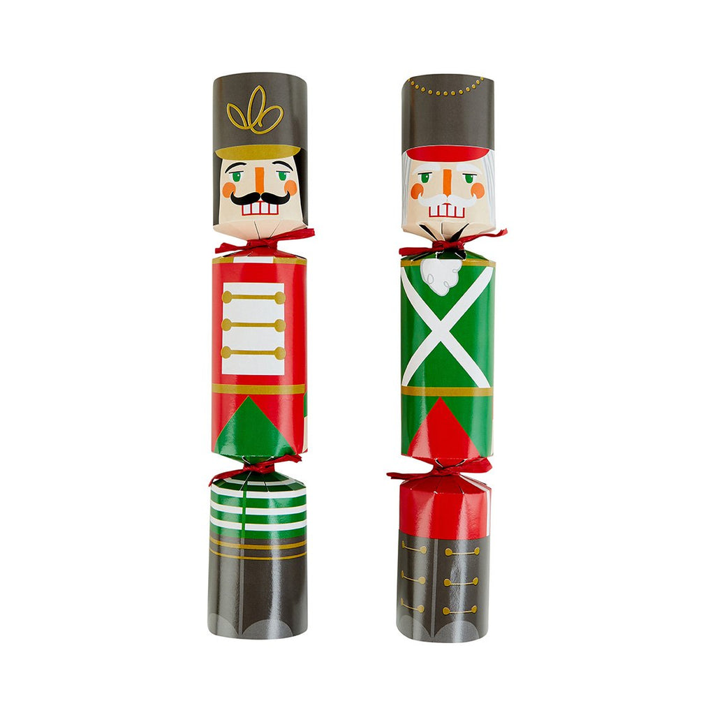 botanical nutcracker crackers who am i content 12 34 pk 6 - Talking Tables