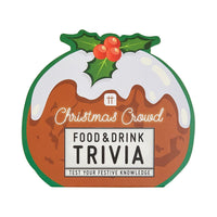 christmas entertainment food and drink trivia - Talking Tables