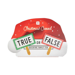 christmas entertainment true or false 1 - Talking Tables