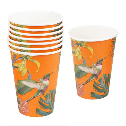 tropical palm large cup - Talking Tables