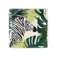 Tropical Palm Zebra Napkins - Talking Tables UK Public