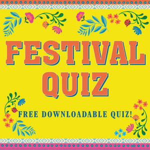 Printable - Pub Quiz II - Talking Tables UK Public