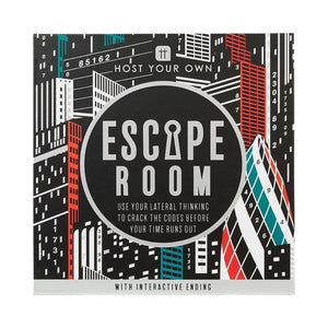 Host Your Own Escape Room - Talking Tables UK Public