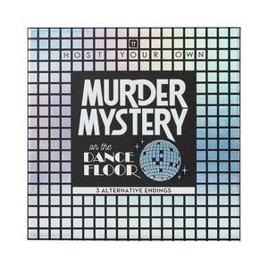 host your own murder mystery on the dancefloor - Talking Tables
