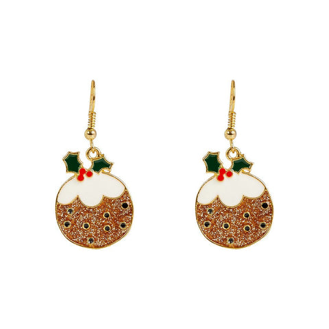 Head Turners Pudding Earrings