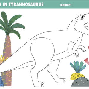 Printable - Party Dinosaurs - Talking Tables UK Public