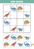 printable party dinosaurs - Talking Tables