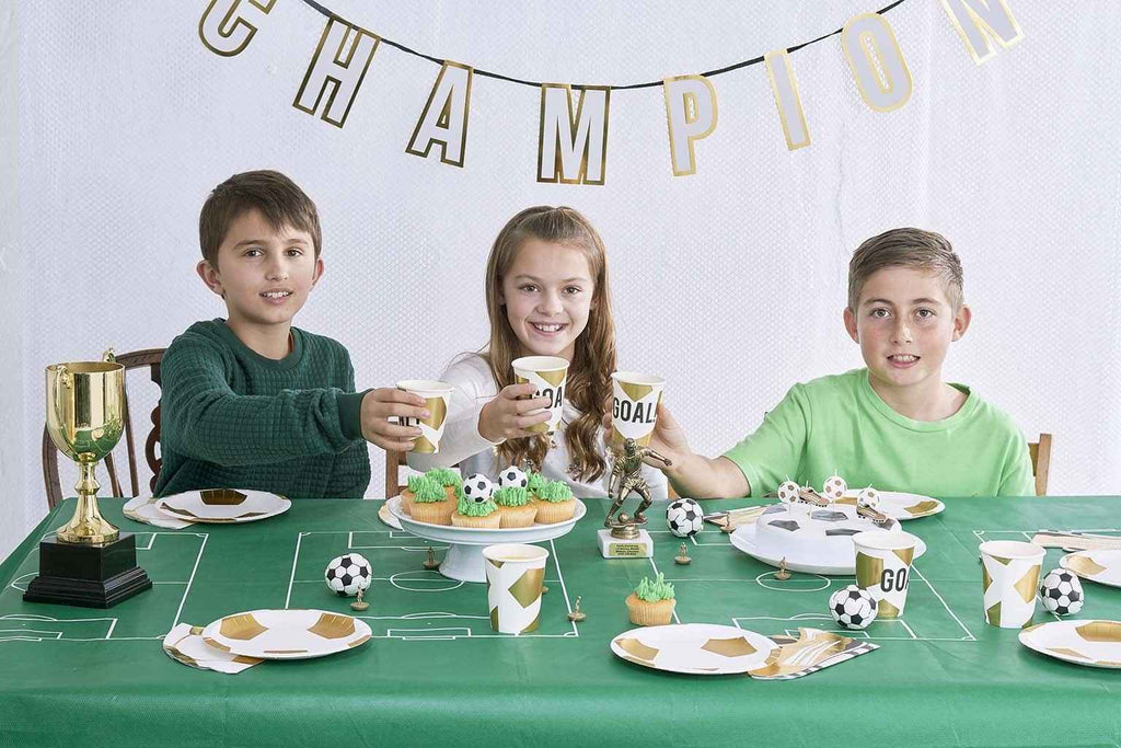 party champions plates - Talking Tables