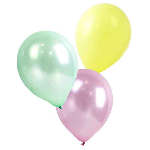 pastel ballons 12 inch 16pk 1 - Talking Tables
