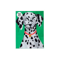 double sided pooch puzzle 100 pieces - Talking Tables