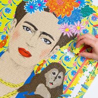 Pick Me Up Jigsaw Puzzle Frida Kahlo 1000 Pieces