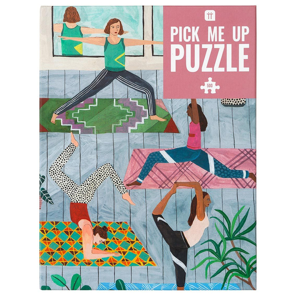 pick me up puzzle yoga - Talking Tables