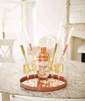 Prosecco Flaming Drinks Stirrers - Talking Tables UK Public