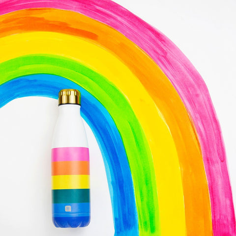 rainbow brights bottle - Talking Tables