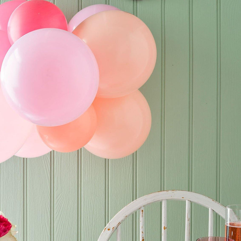 Rose Balloons - Talking Tables UK Public