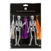 Skeleton Crew Bunting - Talking Tables UK Public