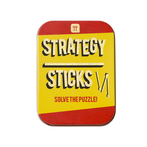 tin strategy sticks - Talking Tables