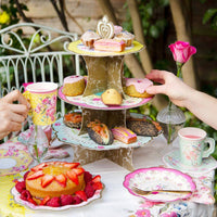 Vintage Afternoon Tea Party Set