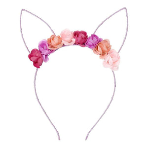 truly bunny floral bunny ears - Talking Tables