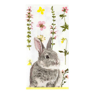 truly bunny napkins 1 - Talking Tables