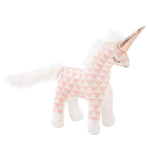 we heart unicorns plush toy - Talking Tables